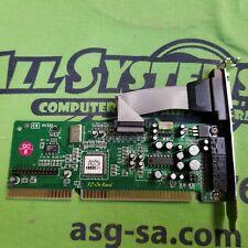 AudioPlus 6400 3D ISA Sound Card with Midi/Game Port AV320
