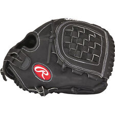 Rawlings Heart of the Hide 12in Strap Back Softball Glove RH, PartNo PRO120SB-3B
