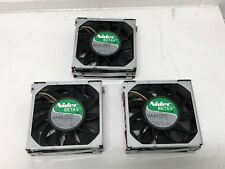 3x HP Fan 4 ML370 G5 400693-B21 384884-001 12V 3.3A FANs 120 x 38 mm