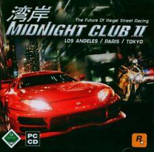 PC - Midnight Club II [Rockstar Games] mit OVP