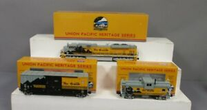 MTH 20-2770-1 DRGW SD70ACe Heritage O Gauge Diesel Train Set w/PS 2.0/Box