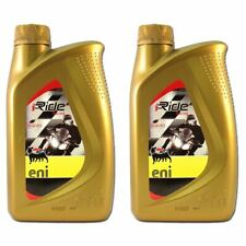 Agip Eni iRide Racing 10W60 2 Litres Synthetic Motorcycle Engine Oil