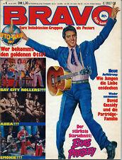 Bravo Heft 04/1978 (19. Januar) Komplett: Abba, Smokie, Bay City Rollers Poster