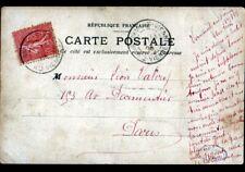 VERNEUIL-sur-VIENNE (87) LIMOUSINE avec COIFFE Brodée BARBICHET & CHAT avant1904
