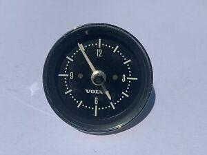 Volvo 140 142 144 145 VDO Volt Dash Clock Gauge 12V. Part Number : 687248