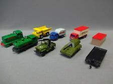 Matchbox Lesney Superfast Lot Of 9 Buggy Model T Bus Challenger Javelin Bedford
