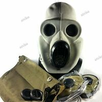 Soviet russian gas mask PBF. New full set. EO 19 soviet army gas mask