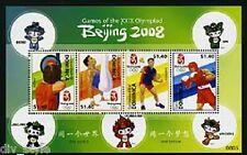 Dominica 2008 Beijing Olympics Souvenir Sheet #2649