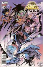 BATTLE OF THE PLANETS MANGA # 1 Fi (Top Cow, 2003) original Comic Book