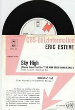 ERIC ESTEVE Sky High 45/GER/PIC/PROMO