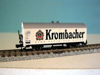 Sowa 1504 K DB Kühlwagen, Bierwagen KROMBACHER ,Neu,OVP,M1:160