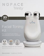 Nuface Trinity Pro Facial Toning Device White UK Seller Fast Dispatch