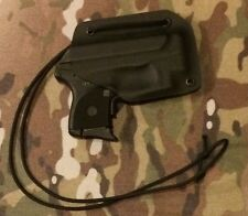 Kydex Neck Holster for Ruger LCP with Crimson Trace Laser/ Conceal Carry