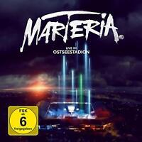 MARTERIA - LIVE IM OSTSEESTADION  2CD+DVD NEU