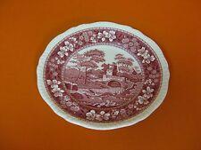Spode's Pink Tower Copeland Kuchenteller Frühstücksteller 19,5cm  mehr