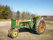 1959 John Deere 530 Antique Tractor No Reserve farmall allis oliver a b g h d m