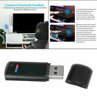 Mini Bluetooth Adapter BR EDR and LE for Desktop Laptop Support Src and Snk