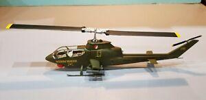 "CORGI (US51208) US ARMY AH-1G ""COBRA"" ""WIDOWMAKER"" 1:48 SCALE DIECAST MODEL"