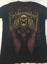 Affliction Long Sleeve Shirt Mens M Medium