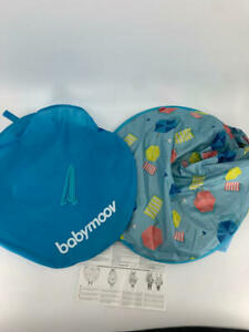 Babymoov Anti-UV Beach Tent   UPF 50+ Pop Up System for Easy Use and Travel