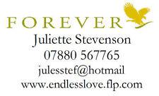 Forever Living Personalised Labels / Address /  A4 sheets 65 labels 260 set