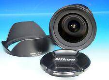 Nikon AF-S NIKKOR 12-24mm 1:4 G ED DX Obiettivo/Lens - 201426