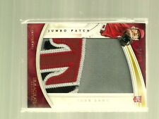 2016 Immaculate Baseball-Jumbo Patch-RC-John Lamb-Reds-Limited #3 of 7-NM
