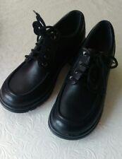 bootleg size 2 shoes black Clarkes