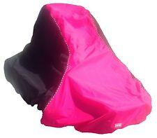 Quarter Midget Car Cover Black and Pink