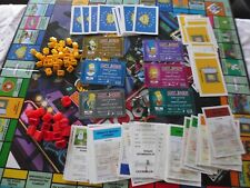 The Simpsons Monopoly Cards Not Cash Electronic Edition Spare Replacement Pieces