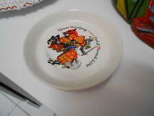 "rwl london thomas beauchamp earl of warwick small dish-very good-4 1/4"" across"