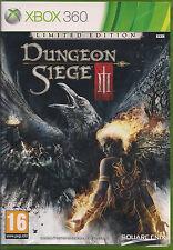 Dungeon Siege III Limited Edition (Xbox 360 Nuevo)