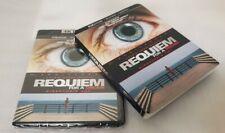 Requiem For a Dream 4K Uhd + Blu-ray + Slipcover No Digital Like New Free Ship
