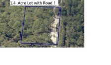 PALM BAY/ GRANT VALKARIA   FLORIDA LOT/ LAND , 1.4 ACRES , ROAD TO PROPERTY !