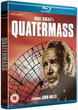 Blu Ray QUATERMASS the complete series. John Mills. 2 discs. New sealed.