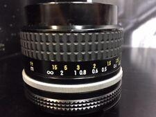 Nikon Nikkor 35mm f/2.8 AI Manual Focus Lens MINT Excellent Condition