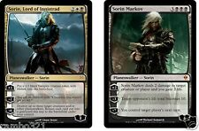 Sorin, Lord of Innistrad + Sorin Markov + 20 Random Rares MTG GIFT LOT SET Magic