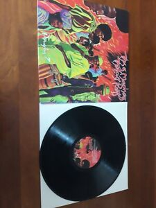 The Last Poets - This is Madness lp NM+