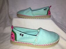 Sperry Skysail Slip On Shoes Girls Size 12 M