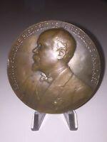 Medaille Coin Münze Raymond Poincaré Président de la République Française RAR