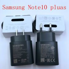 OEM Samsung Galaxy  Note10 10plus Flod TA800 25W Super Fast Charger USB-C cable