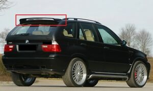 BMW X5 E53 1999 - 2006 REAR ROOF SPOILER NEW