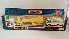 MATCHBOX TEAM CONVOY TC 5 NASA Set 1987 1:90 BOXED Pre-owned