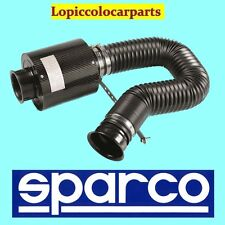 KIT Airbox Filtro Aria Sportivo SPARCO 030 HP 160 aspirazione diretta CARBONIO
