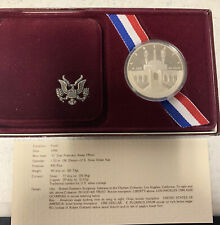 1984 S OLYMPIC PROOF SILVER ONE DOLLAR US MINT COMMEMORATIVE COIN