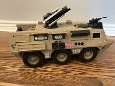 GI Joe Motorized Armored Personnel Carrier Vehicle Rocket Firing Hasbro 05275