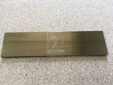 """Kirinite: Venom 1/8"""" escalas de 6"""" X 1.5"""" para trabajo de madera, cuchillo de decisiones, Bush"""