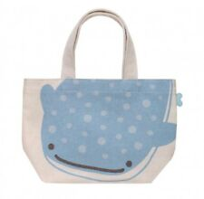 NEW Jinbee-san Mini Tote Bag Whale Shark San-X Japan Kawaii F/S