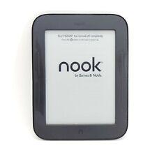 """Barnes & Noble Nook Simple Touch eReader 2GB, 6"""" eBook - BNRV300 Grade C"""