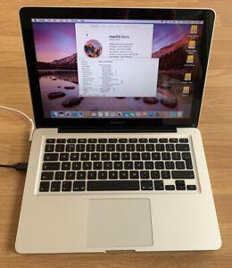 "Damaged Apple MacBook Pro 13"" A1278 i5 2.3Ghz 4GB 2011 Model/ Spares/ Ref921"